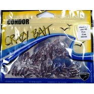 Твистер Condor Crazy bait CT25, длина 25мм