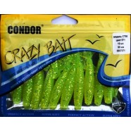 Твистер Condor Crazy bait CT90, длина 90мм