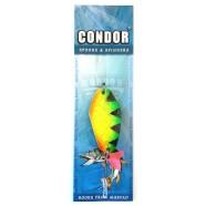 Блешня коливающаяся Кондор, колір 32, 18гр