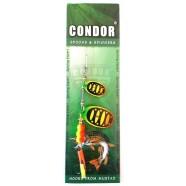 Блешня обертова подвійна Кондор, колір B13, 8гр