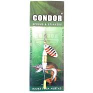 Блешня обертова Кондор, колір 192, 5гр