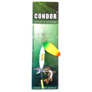 Обертова блешня Condor, колір 187, 12гр