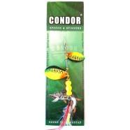 Блешня подвійна обертова Condor, колір CB03, 11ГР