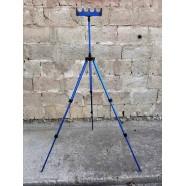 Підставка фидерная телескопічна Feima з гребінкою на 4 уд.