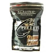 Пеллетс KLASSTER прикормочный гранула 4мм, 500г.