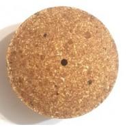 Шайба для макушатника кукурудзяна з отвором, 50х20мм, 70г