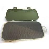 Коробка рыбацкая AQUATECH-2100, с мягким вкладышем