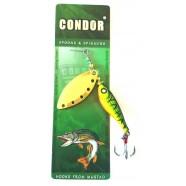 Обертова блешня Condor Малек, 12гр