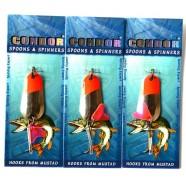 Блесна колеблющаяся Condor, цвет 23, 11гр