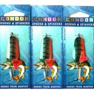 Блесна-колебалка Кондор, цвет 25, 11гр
