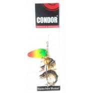 Блешня-вертушка Condor, колір 01, 11гр