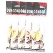 Вращающаяся блесна Condor, цвет 116, 15гр