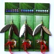 Блешня-вертушка Condor, колір 205, 20гр