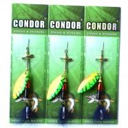 Блешня обертається Condor, колір 175, 12гр