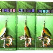 Блесна вращающаяся Кондор, цвет 191, 5гр