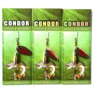 Обертається блешня Condor, колір 138, 5гр