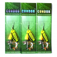 Блешня-вертушка Condor, колір 804, 10гр
