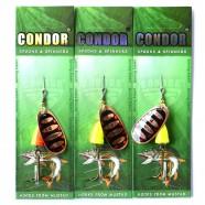 Блесна-вертушка Кондор, цвет 814, 10гр