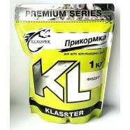 Прикормка для рыбы KLASSTER PREMIUM Фидер, 1кг