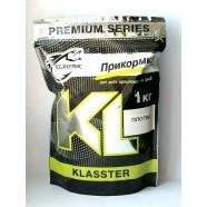 Прикормка для рыбалки KLASSTER PREMIUM Плотва, 1кг
