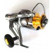 Котушка для риболовлі Carpe Diem, AFR 4000, з байтраннером 9+1 подш.