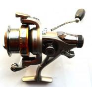 Рыболовная катушка Shark YU3000, c бейтраннером, 10 подшипников