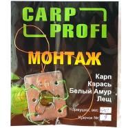 Годівниця оснащена Carp Profi макушатник-свинець