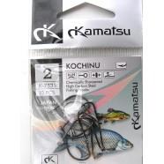 Крючки рыболовные Kamatsu kochinu, 10шт