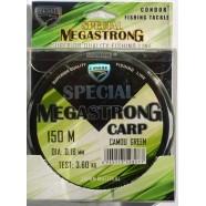 Волосінь Condor MegaStrong Special Carp CAMOU GREEN, 150м