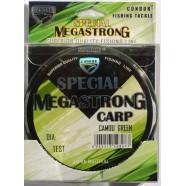 Рибальська волосінь Condor MegaStrong Special Carp CAMOU GREEN, 300м