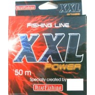 Волосінь BratFishing XXL Power, 50м