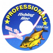 Рибальська волосінь Professional, 100м