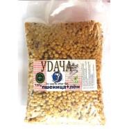 Смесь прикормочная распаренная Удача, Пшеница+Лен, Натур, 750г