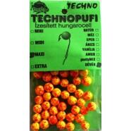 Технопуфи кульки з пінопласту, максі (6-8мм)
