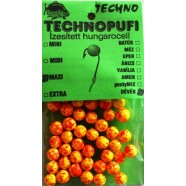 Технопуфи шарики из пенопласта, макси (6-8мм)