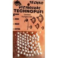 Techno pufi шарики пенопласта, мини (2-4мм)