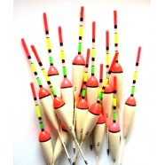 Поплавок для рыбалки, длина - 21см, вес - 8,5г