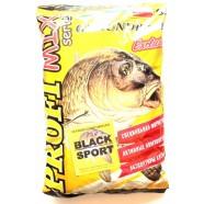 Прикормка для риболовлі PROFI MIX, Sport Black (Чорна Спортивна), 1кг