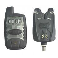 Набор сигнализаторов клева электронных Big Fish, модель 528, 4шт + пейджер