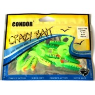 Силикон твистер Кондор Crazy bait CT50, цвет 147, 50мм