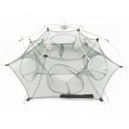 Раколовки парасольки, 8 входів