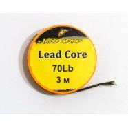 Leadcore (Лидкор) Mad Carp 70 lbs 3 метра