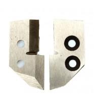 Комплект ножей для ледобура, Твин 130мм