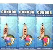 Блесна-колебалка Кондор, цвет 95, 5гр