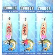 Блесна-колебалка Condor, цвет 96, 13гр