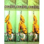 Обертова подвійна блешня Condor, колір C03, 10гр