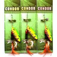 Блесна-вертушка Кондор, цвет C05, 15гр