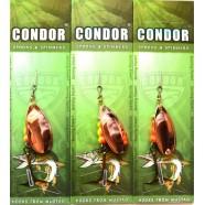 Вращающаяся блесна Condor, цвет 214, 10гр