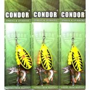 Блесна-вертушка Condor, цвет 199, 15гр