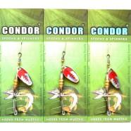 Блешня обертається Кондор, колір 189, 5гр